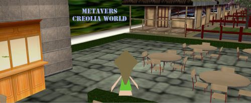Métavers Créolia World