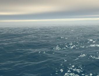 Océan avec Dreamscape